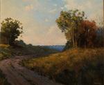 Road by Harley Bartlett