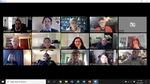 Screenshot of History Dept Meeting April 2020 by Erik B. Christiansen