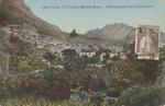 Cabo Verde, S. Nicolau, Ribeira Brava. Vista parcial com o Seminario.