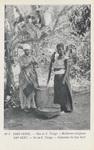 Cabo-Verde.-Itha de S. Thiago-Mulheres indigenas; Cap-Vert.-Ile de S. Thiago-Costumes de Cap-Vert