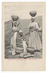 Vendedoras de louça de barro, São Vicente C. V.
