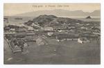 Vista geral. S. Vicente. Cabo Verde