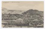 S. Vicente C. V., Vista parcial da cidade