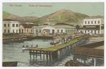 São Vicente. Ponte do Desembarque.