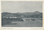 S. Vicente - Cabo Verde; Vista parcial da cidade e do porto by Café Royal