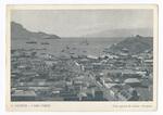 S. VICENTE-CABO VERDE; Vista parcial da cidade e do porto by Café Royal