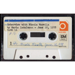 Federal Hill Project: Interview with Nicola Marella by Maria C. Iadeluca - June 16, 1978 - TAPE 16