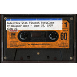 Federal Hill Project: Interview with Vincent Pantalone by Eleanor Dyer - June 28, 1978 - TAPE 24 by Vincent Pantalone