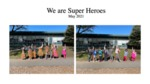 Creating Our Own Super Heroes by Ms. Orton's Kindergarten Class, Henry Barnard Laboratory School