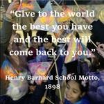 The History of Henry Barnard School, 1898-2021 by Henry Barnard School
