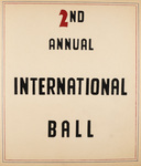 2nd Annual International Ball by International Institute of Rhode Island