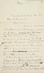 Letter to John C. Bundy, 1889-03-14