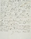 Notes, Bologna, 1860-05-27