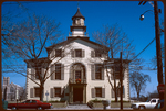 The Bristol Statehouse by Debra Thomson, John Holden Greene, and Russell Warren
