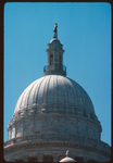 Rhode Island State House, Capitol Dome by Debra Thomson; McKim, Mead & White; and George T. Brewster