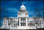Rhode Island State House (Francis and Gaspee Street) by Debra Thomson and McKim, Mead & White
