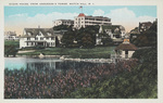 Ocean House, From Anderson's Tower, Watch Hill, R.I.