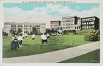 R. I. College of Education, Providence, R. I. by Berger Bros., Providence, R.I.