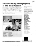 Focus on Young Photographers at The RISD Museum
