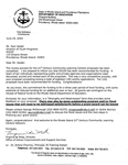 Review process letter to Sam Seidel