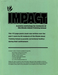 IMPACT A poetry anthology by residents of the Rhode Island Training School by Rhode Island Training School