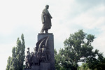 Monument to Taras Shevchenko (1814-1861), Kharkov, Ukraine by Chet Smolski, M.G. Manizer, and I.G. Langbard