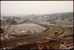 Downtown Providence: Parking Lot, Rail Yard