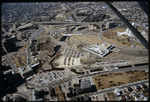Aerial View of Providence Capital Center with New Train Station
