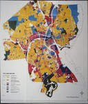 Land Use Map of Providence, 1975