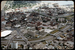 Downtown Providence: Providence Civic Center and Downtown area