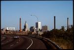 Providence Skyline, Interstate 95