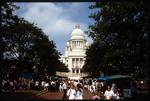 Rhode Island Heritage Festival on RI State House lawn