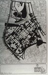 Map of the Area Devoted to Vehicle Use, 1977 DT Providence (Wilbur Smith and Associates)