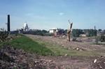 Moshassuck Square: Vacant land