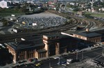 Union Station and Capital Center (aerial)