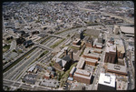 Aerial View of Weybosset Hill and Cathedral Square - Urban Renewal