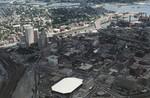 Providence (Aerial): Looking East