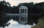 Roger Williams Park: Bandstand behind the Casino (2 of 2)