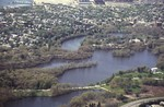 Aerial View of Roger Williams Park