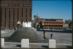 Cathedral Square Fountain