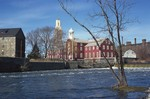 Slater Mill Built 1793- First US Textile Mill