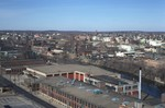 Pawtucket: Blackstone River, Industrial Development