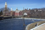 Pawtucket Slater Mill, City Hall & Blackstone Falls