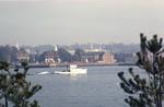 The Newport Skyline from Goat Island