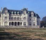 Newport: Ochre Court, Odgen Goulet House