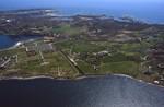 Aquidneck Island: Newport, Fort Adams State Park (aerial)