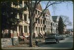 Eaton Street, Triple Deckers