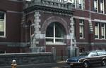Gloucester- Central Grammar Entrance