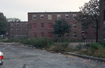 Public Housing- Roger Williams South Providence
