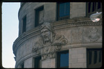 Turk's Head Building (detail)